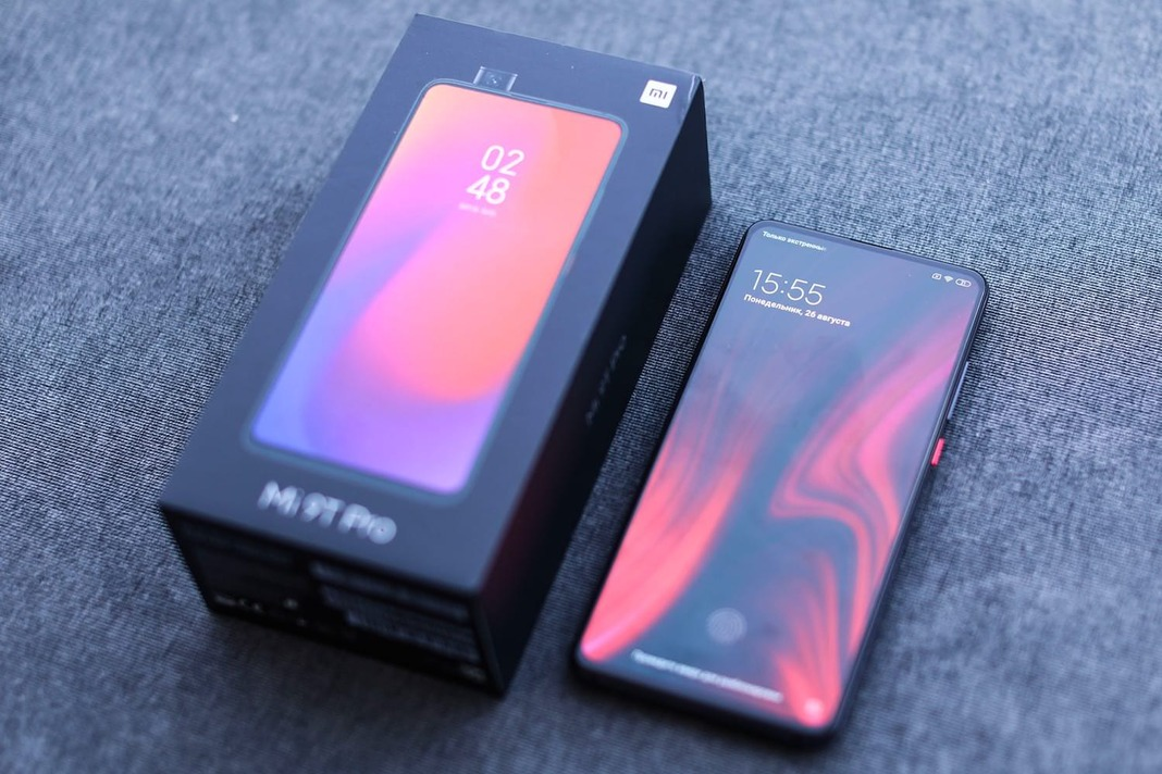 Xiaomi Mi 9T Pro поступил в продажу в России по привлекательной цене