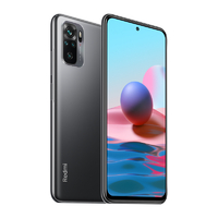 Xiaomi Redmi Note 10 4/64GB Gray/Серый Global Version