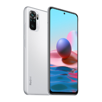 Xiaomi Redmi Note 10 4/64GB White/Белый Global Version