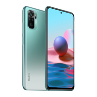 Xiaomi Redmi Note 10 4/64GB Green/Зеленый Global Version