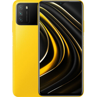 Xiaomi Poco M3 4/64GB Yellow/Желтый Global Version